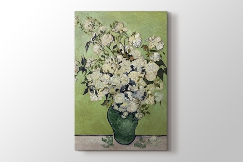 Picture of Vase of Roses