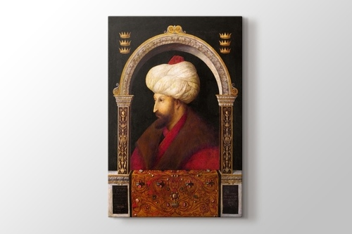 Picture of Fatih Sultan Mehmet