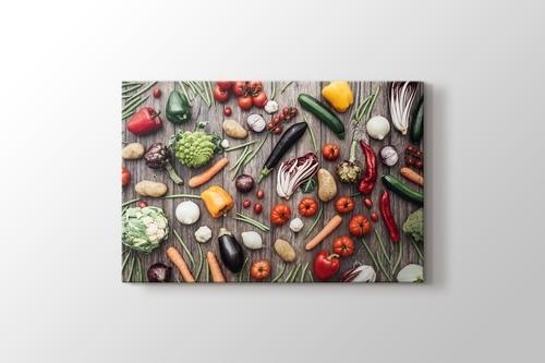 Picture of Vegetables - Sebzeler