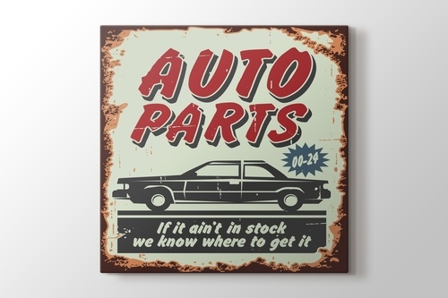 Picture of Auto Parts
