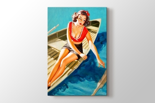 Picture of Pin Up Girl