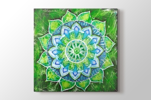 Picture of Green Mandala