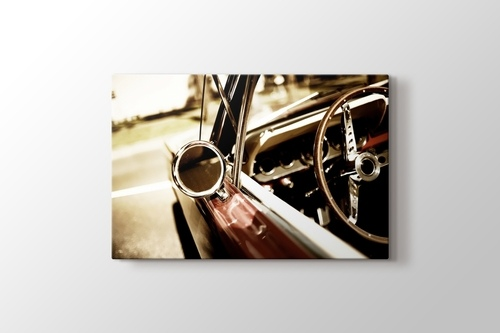 Picture of Classical Car Mirror