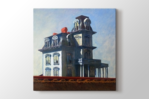 Picture of Edward Hopper - House by the Railroad