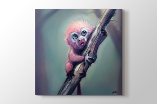 Picture of Pink Monkey