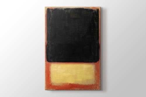 Picture of Black Orange and Yellow