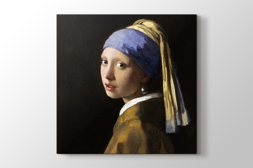 Picture of Girl with a Pearl Earring