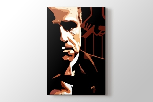 Picture of The Godfather - Marlon Brando