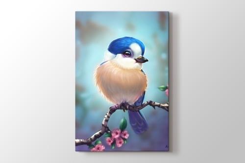 Picture of Mavi Başlı Kuş