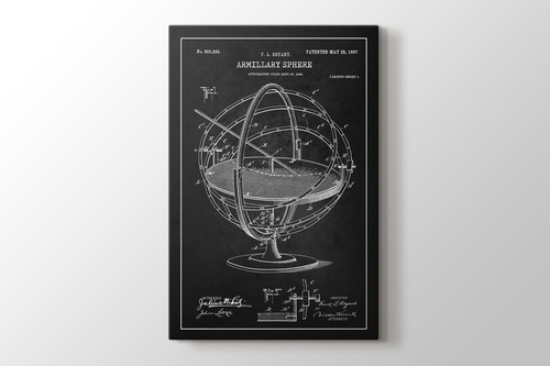 Picture of Armillary Sphere Patent