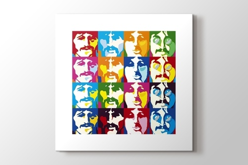 Picture of The Beatles PopArt
