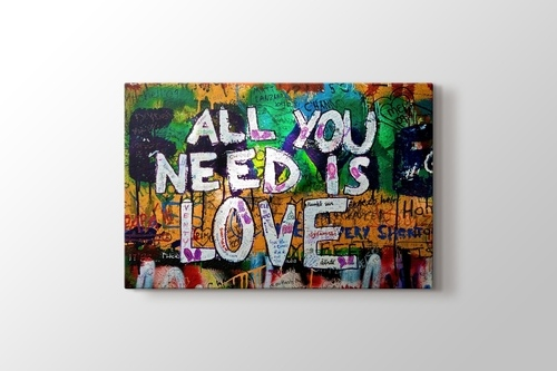 Picture of All You Need is Love