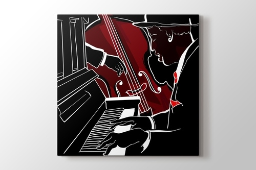 Picture of Jazz Piano and Bass