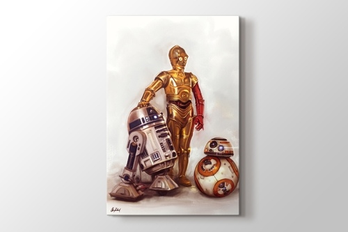 Picture of Star Wars Droids