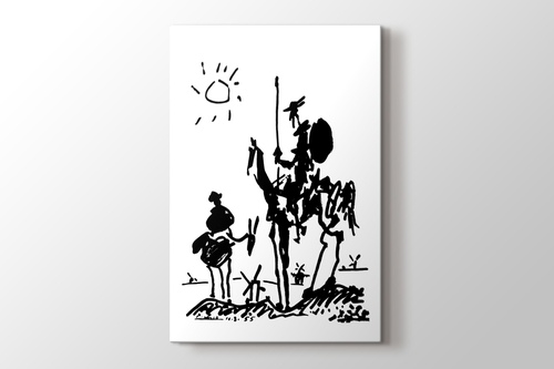 Picture of Don Quixote
