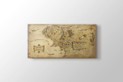 Picture of Middle Earth