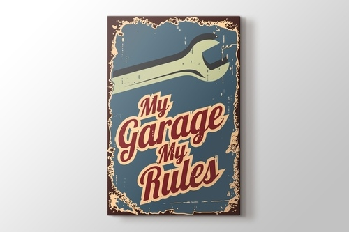Picture of My Garage My Rules