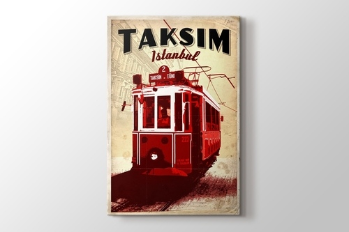 Picture of Taksimde Tramvay