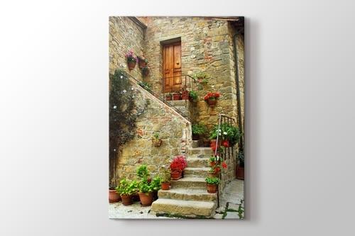 Picture of Tuscany - Monticchiello