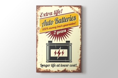 Picture of Auto Batteries