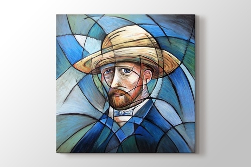 Picture of Blue Van Gogh