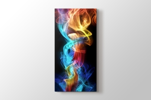 Picture of Fire in Colors