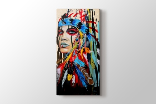 Picture of Native American Women Art