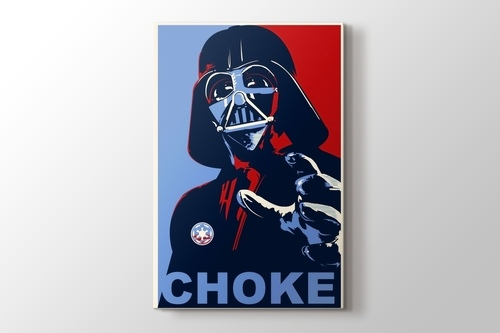 Picture of Darth Choke