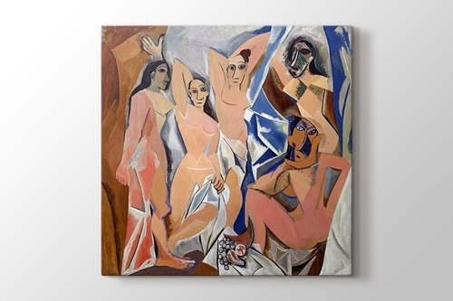 Picture of Les Demoiselles d'Avignon