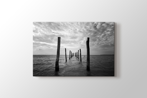 Picture of Wooden Poles