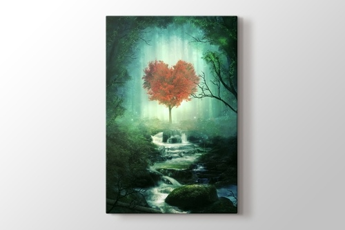 Picture of Love Tree