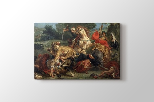 Picture of The Lion Hunt