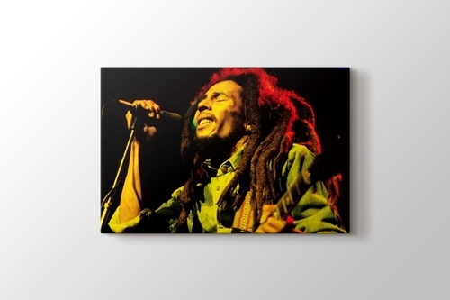Picture of Bob Marley - Sun