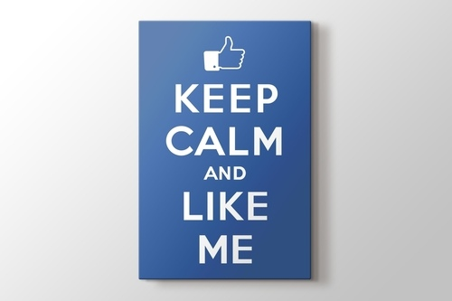 Picture of Keep Calm and Like Me