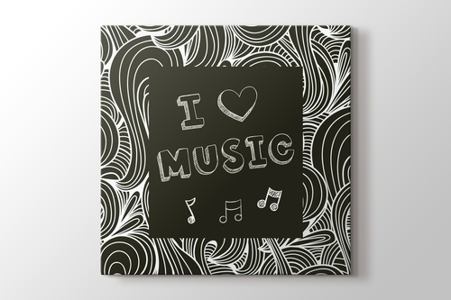 Picture of I Love Music
