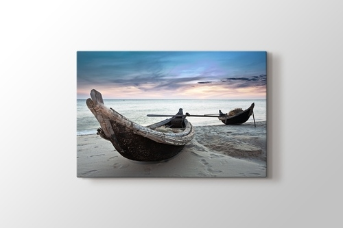 Picture of Raft at Beach