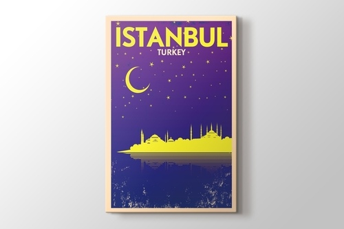 Picture of Istanbul Silhuette