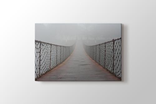 Picture of Foggy Bridge