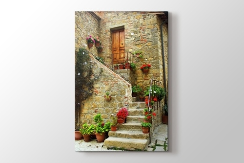 Picture of Tuscany - Monticchiello