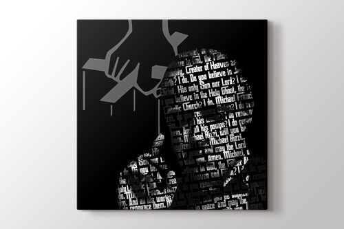 Picture of Typographic Godfather