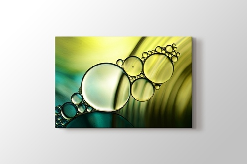 Picture of Green Bubbles