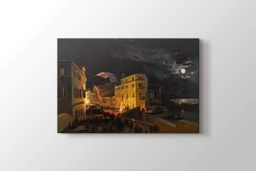 Picture of Nocturnal feast in Via Eugenia