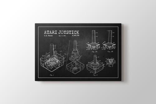 Picture of Atari Joystick Patent