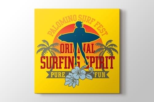 Picture of Original Surfing Spirit