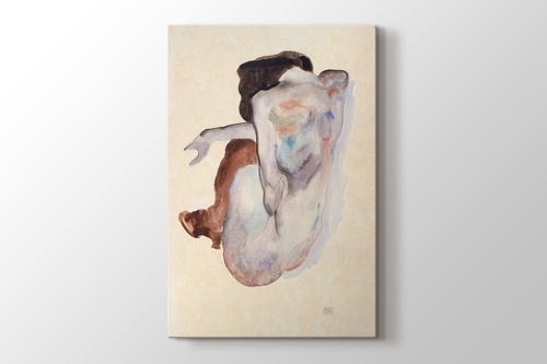 Picture of Crouching Nude