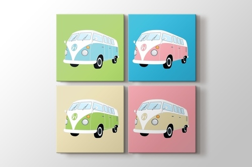 Picture of Beetle Camper Van