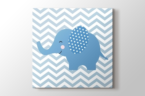 Picture of Blue Elephant