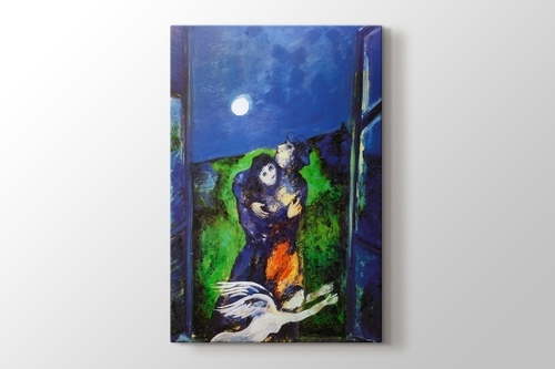 Picture of Lovers in the Moonlight