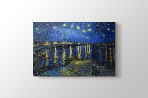 Picture of Starry Night over the Rhone