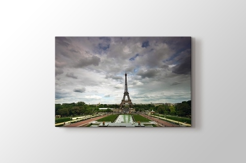 Picture of Eiffel Tower Panorama